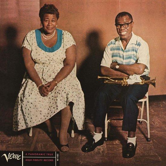Ella And Louis (LP) - Ella Fitzgerald