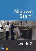Boek cover Nieuwe Start! Werk deel 2 van Ncb