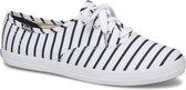 Champion Breton Stripe White/Navy