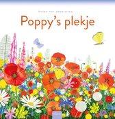 Boek cover Poppys plekje van Guido van Genechten