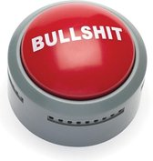 Funtime Bullsthit Button - Fopartikel