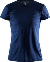 Craft Adv Essence Ss Slim Tee W Sportshirt Dames - Blaze