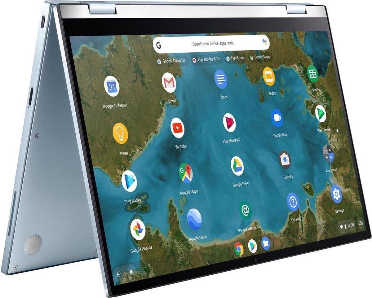 ASUS Chromebook Flip C433TA-AJ0010 - Chromebook - 14 inch