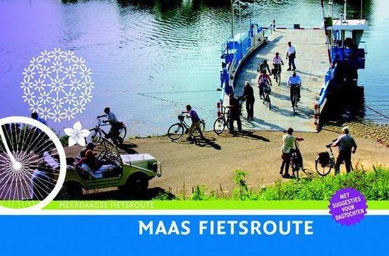 Maas fietsroute Eijsden - Mook - Diederik Mönch |