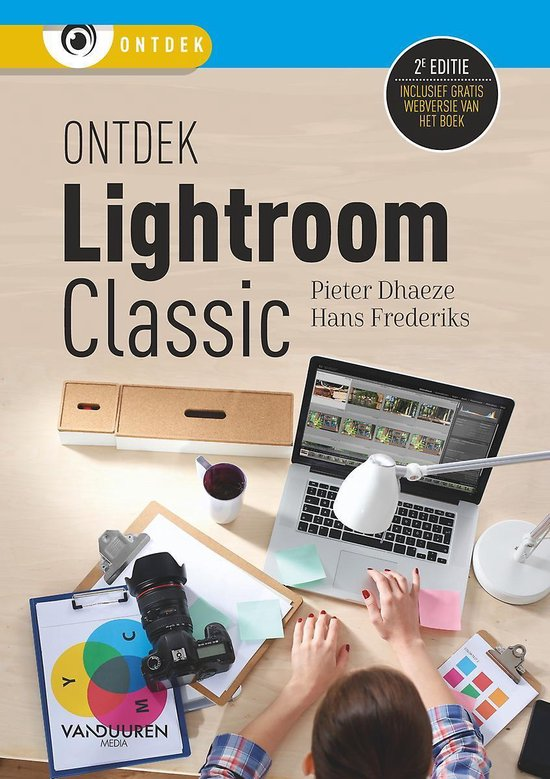 Ontdek Adobe Photoshop Lightroom Classic - Pieter Dhaeze |