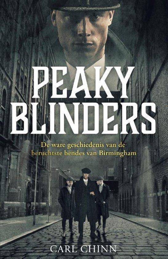 Peaky Blinders - Carl Chinn | Fthsonline.com