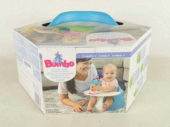 Bumbo Floorseat Kinderstoel - Blauw