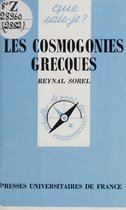 Les cosmogonies grecques