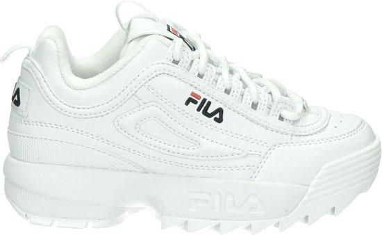 | Fila Disruptor meisjes dad sneaker Wit Maat 33