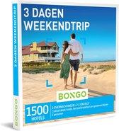 Bongo Bon België - 3 Dagen Weekendtrip Cadeaubon - Cadeaukaart cadeau voor man of vrouw   1500 hotels in de stad of op het platteland