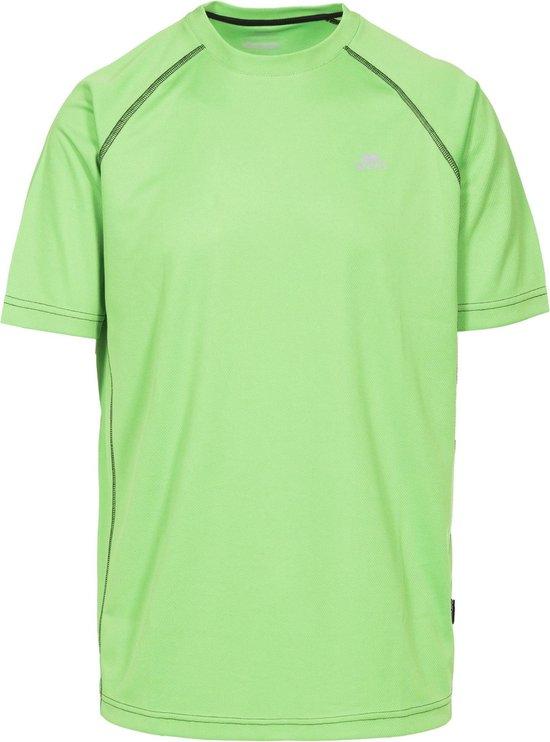 Trespass - Heren Ethen Korte Mouwen Sport T-Shirt