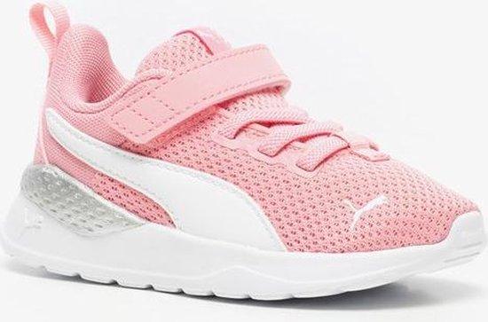 bol.com   Puma Anazrun lite kinder sneakers - Roze - Maat 24