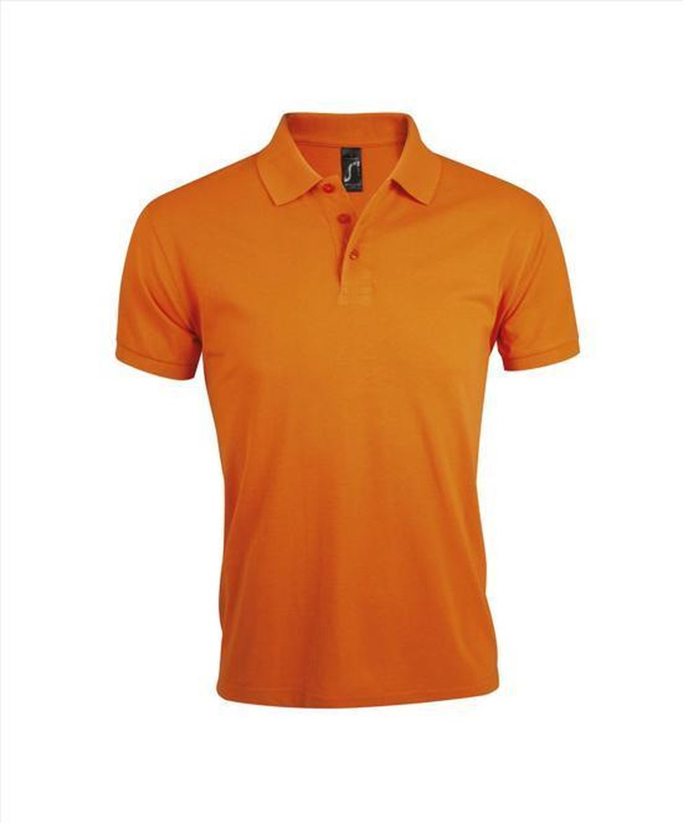 Poloshirt Sol's Prime - 5XL - oranje