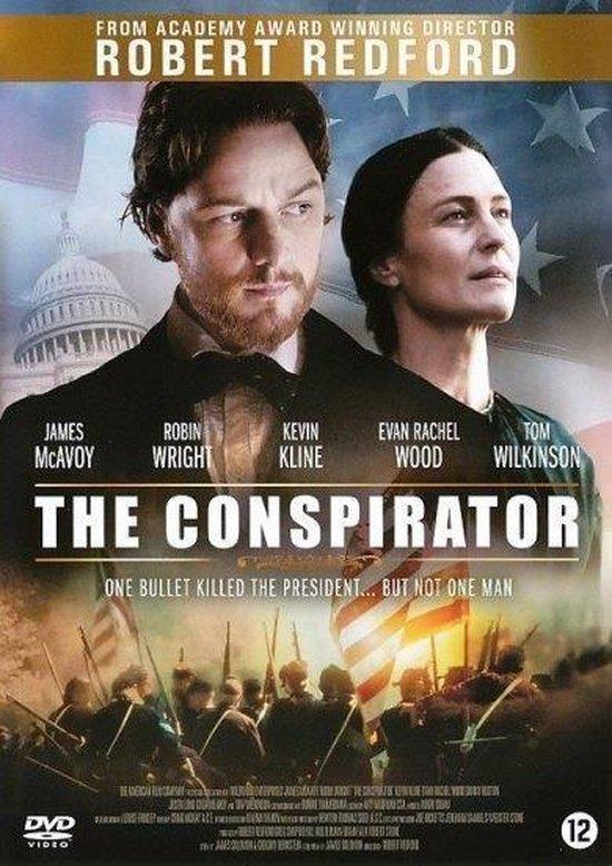Cover van de film 'The Conspirator'
