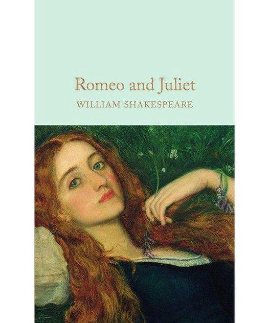 Boek cover Romeo and Juliet van William Shakespeare (Hardcover)