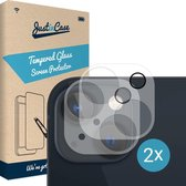 Apple iPhone 13 Camera Lens screenprotector - 2 stuks - Just in Case