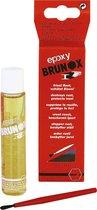 BRUNOX® Epoxy 25 ml roeststop - Cognac