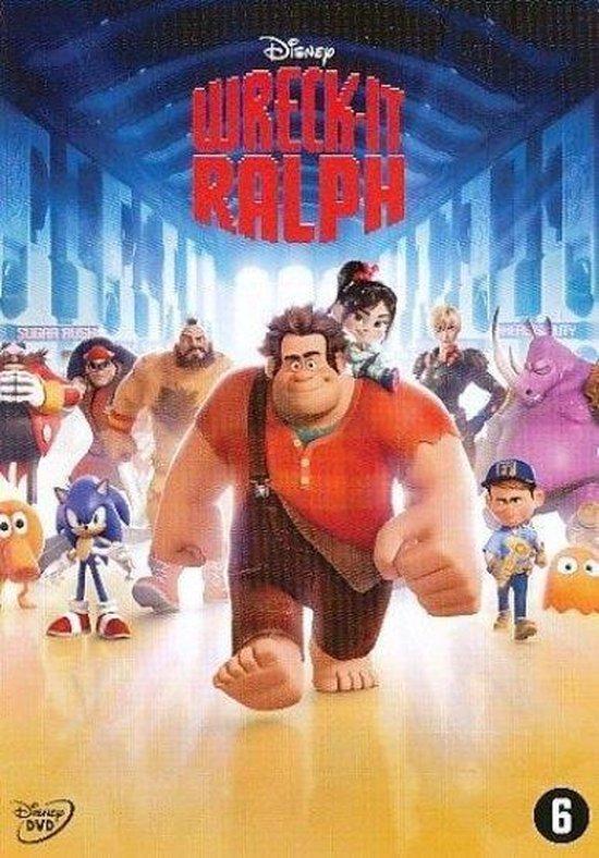 Cover van de film 'Wreck-It Ralph'