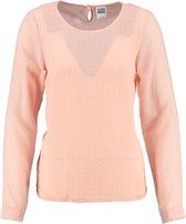 Vero moda blouse tropical peach - Maat M