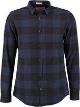 Jack & jones stevig zacht warm slim fit overhemd - Maat S