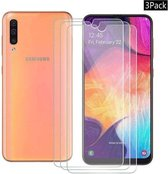 Samsung Galaxy A50s/A30s Screenprotector [3-Pack] Tempered Glas ScreenScreenprotector