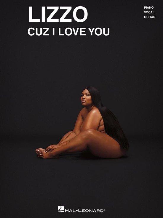 Boek cover Lizzo - Cuz I Love You Songbook van Lizzo