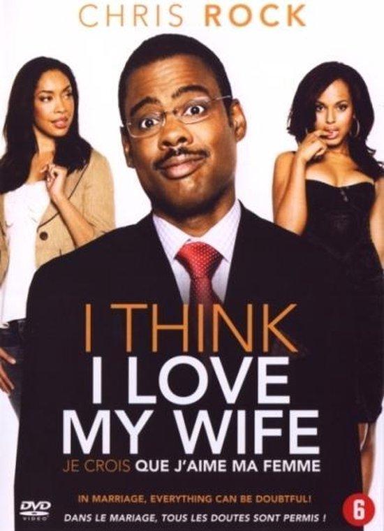 Cover van de film 'I Think I Love My Wife'