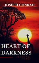 Boek cover Heart of Darkness: A Joseph Conrad Trilogy van Joseph Conrad