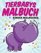 Tierbabys Malbuch