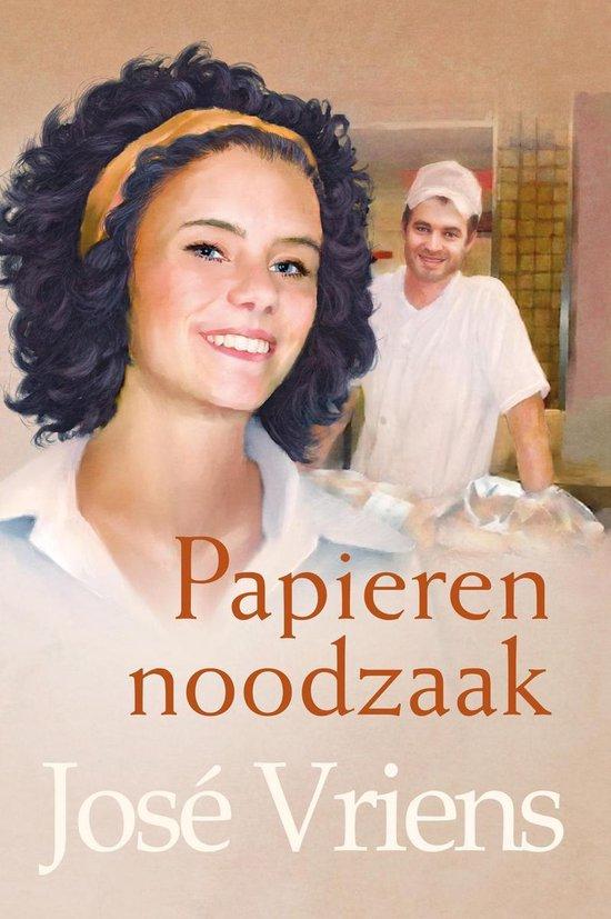Papieren noodzaak - Jose Vriens |