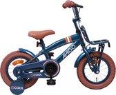 AMIGO 2Cool Jongensfiets - Kinderfiets 12 Inch - Blauw