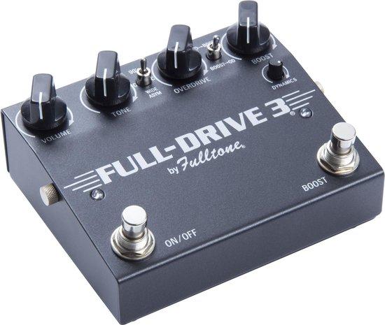 Fulldrive 3 standaard