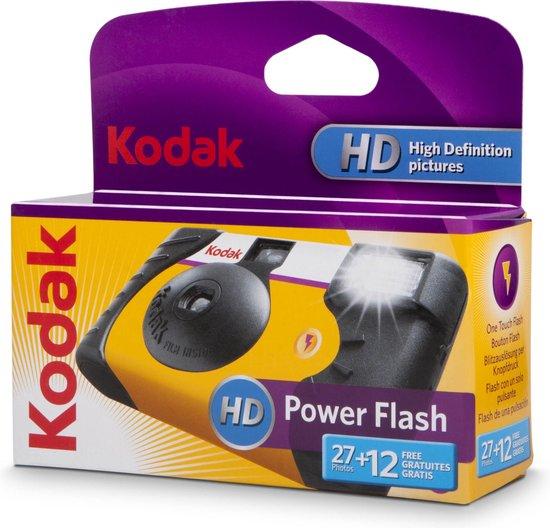 Kodak Power Flash Wegwerpcamera Met ingebouwde flitser 1 stuk(s)