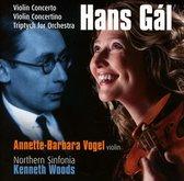 Hans Gal Violin Concerto Concertino