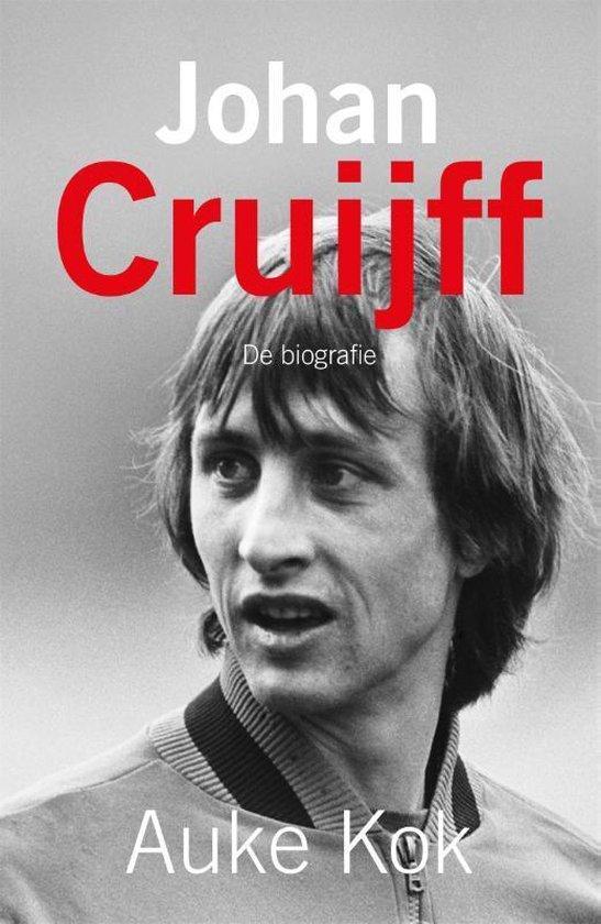 Boek cover Johan Cruijff van Author Auke Kok (Hardcover)