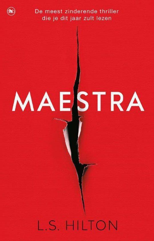 Maestra - Lisa Hilton | Fthsonline.com
