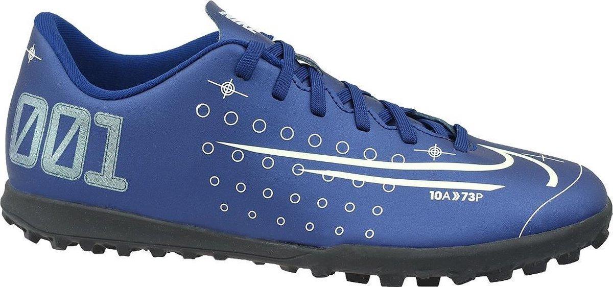 Nike Mercurial Vapor 13 Club MDS TF CJ1305 401, Mannen, Blauw, Kunstgrasschoenen maat: 44 EU