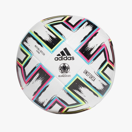 Voetbal Adidas WK 2020 - Uniforia - Multicolor - Maat 5