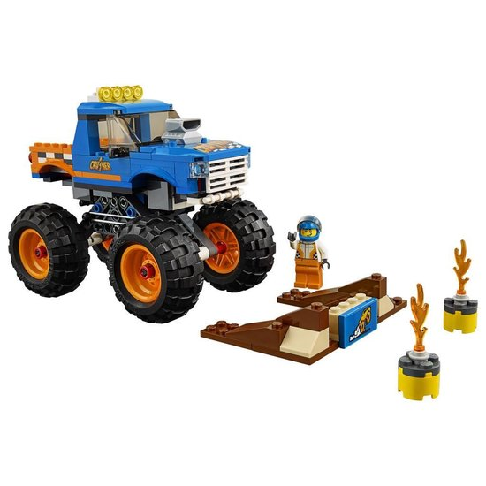 LEGO City Monstertruck - 60180