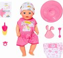 BABY born Soft Touch Little - Meisje - Babypop 36cm
