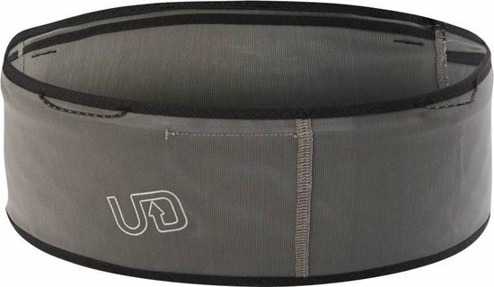 Ultimate Direction Utility Belt Onyx Hardloopriem Donkergrijs