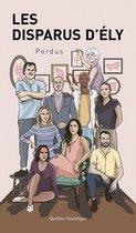 Boek cover Les Disparus dÉly van Patrick Senécal