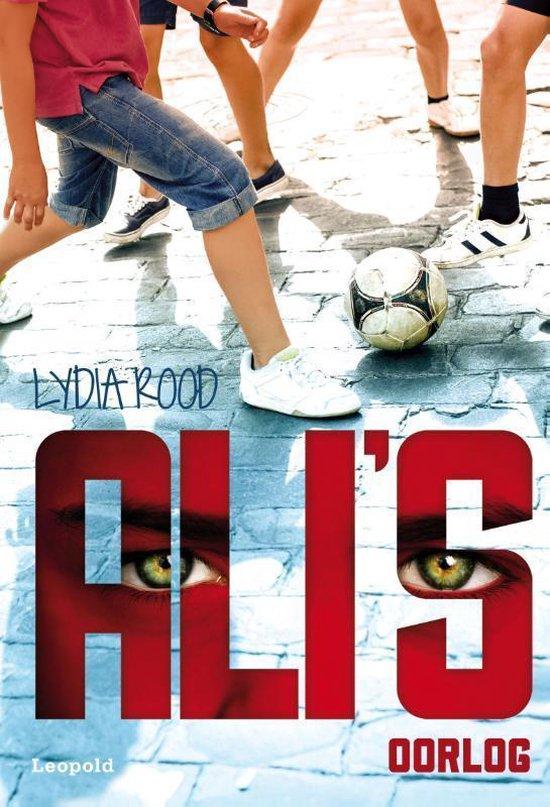 Ali's oorlog - Lydia Rood |