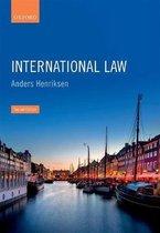 Afbeelding van International Law