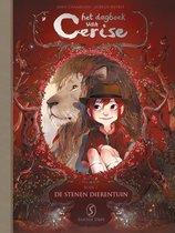 Het dagboek van Cerise 1 -   De stenen dierentuin