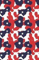 Patriotic Pattern - United States Of America 134