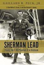 Boek cover Sherman Lead van Col (Ret.) Gaillard R. Peck, Jr