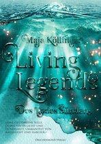 Omslag Living Legends: Des Todes Sünden
