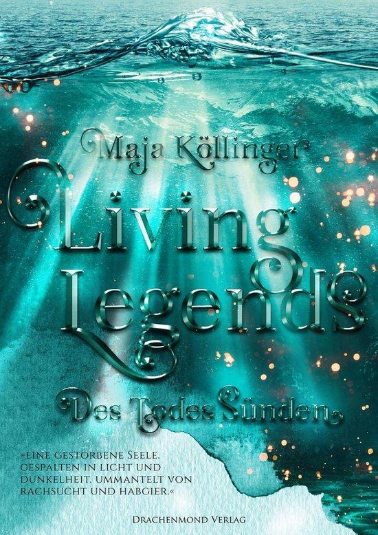 Omslag van Living Legends: Des Todes Sünden
