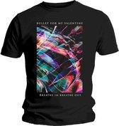 Bullet For My Valentine - Gravity heren unisex T-shirt zwart - XL